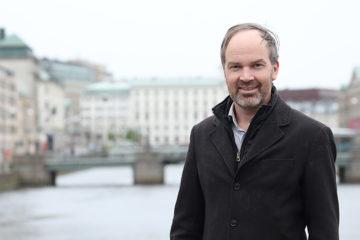Jonas Hamrén Berggren, VD e-logistik