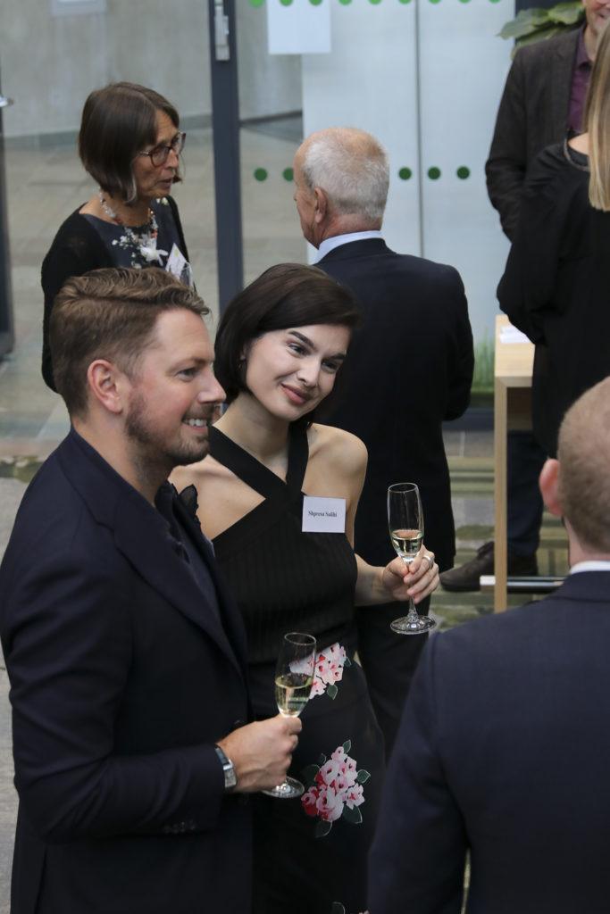 Christian Josefsson, entreprenörspristagare 2019